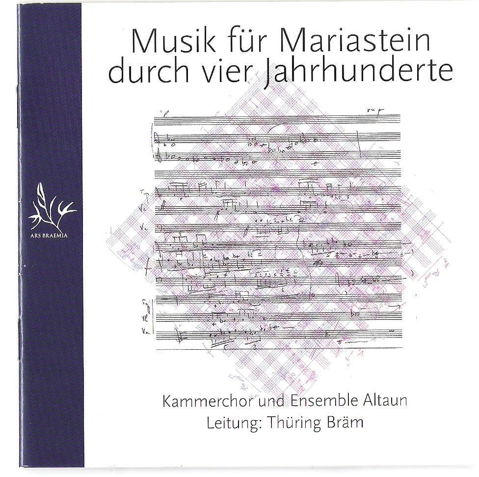 Musik für Mariastein durch vier Jahrhunderte
