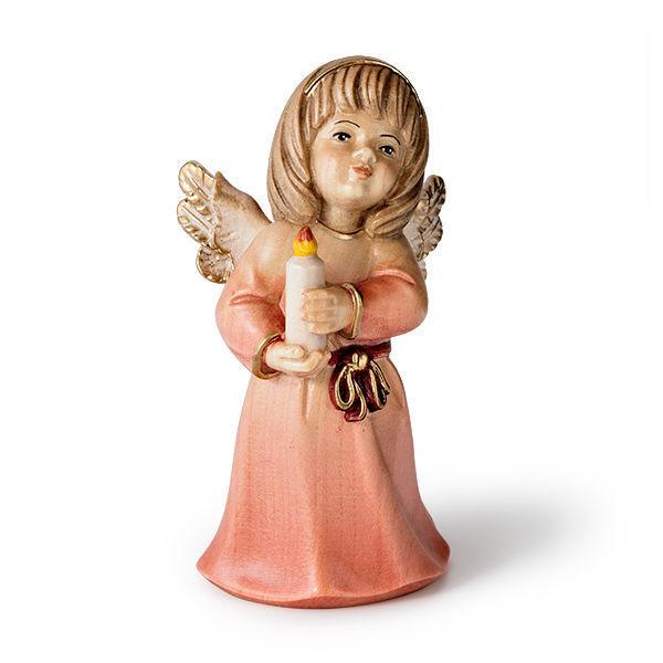 Engelmädchen mit Kerze