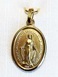 Medaillon Maria