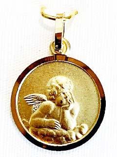 Medaillon Engel