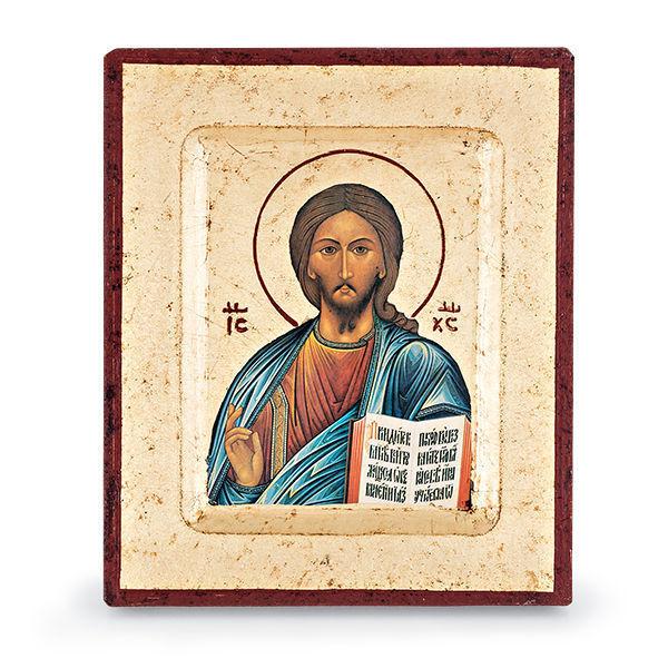 "Ikone Nicolai ""Jesus"""